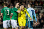 Brilliant Randolph ensures Ireland avoid Dublin defeat to the North