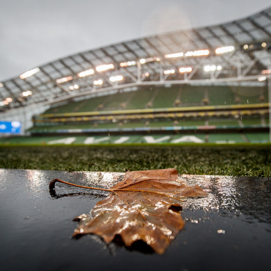 Leinster and Bath will do battle at 5.30pm.