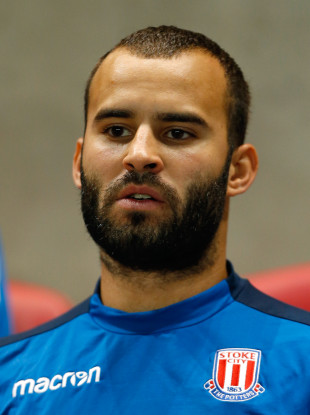Jese Rodriguez (file pic).