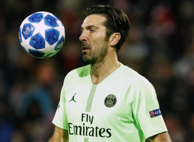 898f3fb22  I would never prostitute my ideals and dreams  - Buffon says PSG move  wasn t about money