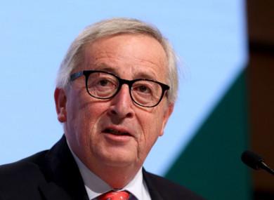 European Commission President Jean-Claude Juncker