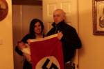 Couple who named their son after Hitler sentenced to prison for membership of banned right-wing group