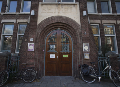 Bethel church in The Hague, Netherlands