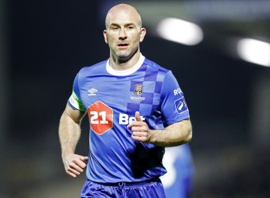 Keegan captained Waterford to fourth place last season.