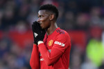 Paul Pogba left on bench for Liverpool-Man United clash