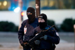 Suspected Christmas market gunman shot dead by police in Strasbourg