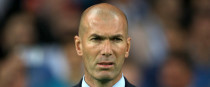 Zinedine Zidane is available.