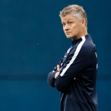 Former Manchester United striker Ole Gunnar Solskjaer looks set to replace Jose Mourinho.