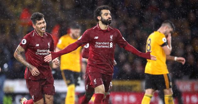 As it happened: Wolves v Liverpool, Premier League