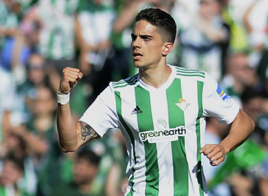Marc Bartra (file pic).