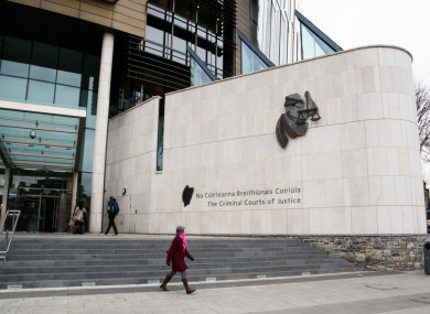 The Criminal Courts in Dublin