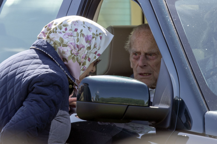 Witness To Horrendous Prince Philip Crash Says It S Amazing