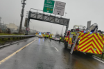 Slip road closed after serious crash off Dublin's M50