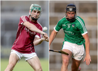 Evan Niland (NUIG) and Barry Murphy (UL) were both in good scoring form today.