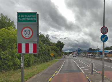 The 15 kilometre stretch is to be upgraded at a cost of €150 million.