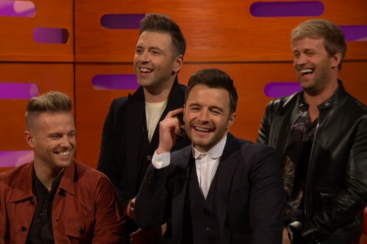 Liam Gallagher told Westlife to