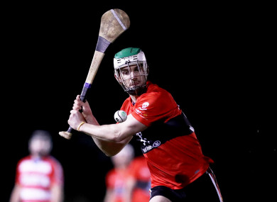 Shane Kingston scored five points for UCC.