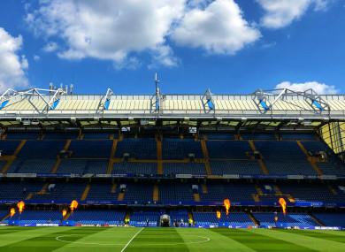 Stamford Bridge (file pic).