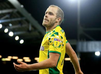 Norwich City striker Teemu Pukki