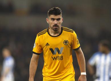 Wolverhampton Wanderers' Ruben Neves.
