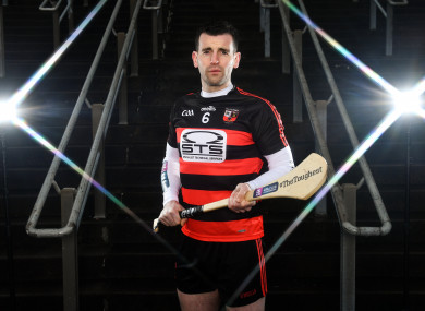 Wayne Hutchinson will be in action for Ballygunner in Saturday's All-Ireland semi-final.