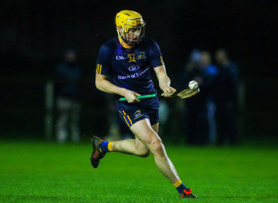 DCU and Wexford star Damien Reck.