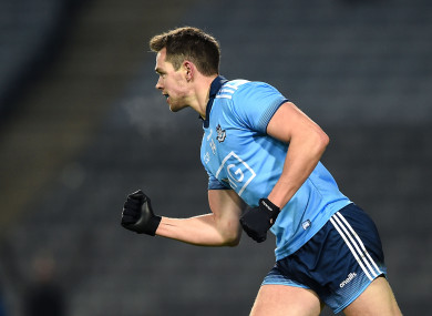Dean Rock scored 1-4 against Galway at Croke Park last weekend.