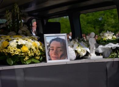 Maelys de Araujo, the 8 year-old girl murdered in August 2017 by Nordahl Lelandais