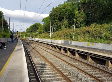 Harmonstown Dart Station