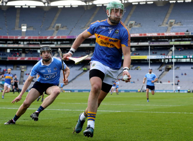 James Barry has been selected to start at full-back for Tipperary.
