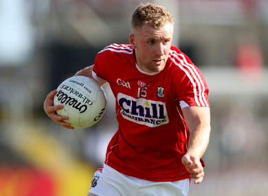 Michael Hurley is one of the players who comes into the Cork side.