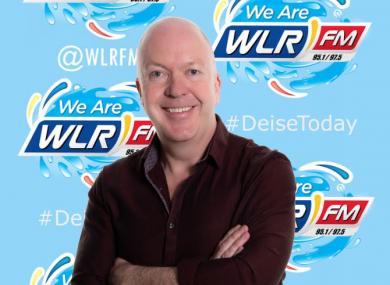 Damien Tiernan now hosts Deise Today on WLR FM.