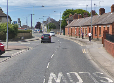 Scarlett Street in Drogheda. (File)