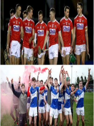 The Cork hurlers and Midleton CBS both enjoyed victories yesterday.