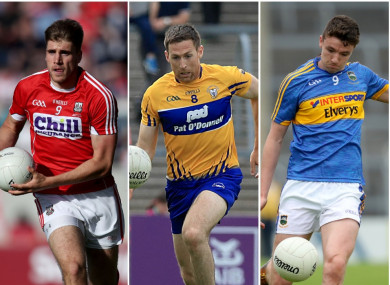 It's a key weekend for Cork, Clare and Tipperary.