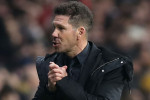 Diego Simeone apologises for crotch-clutching celebration