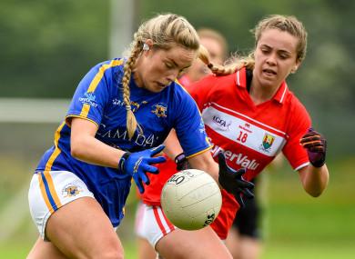 McCarthy facing Cork in last year's Munster championship.