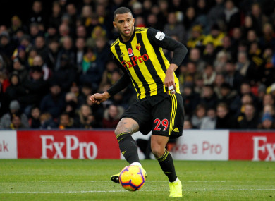 Capoue's strike proved the difference on Friday for Watford.