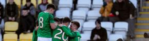 Norwich teenager grabs brace as Ireland get Stephen Kenny's reign off to a winning start