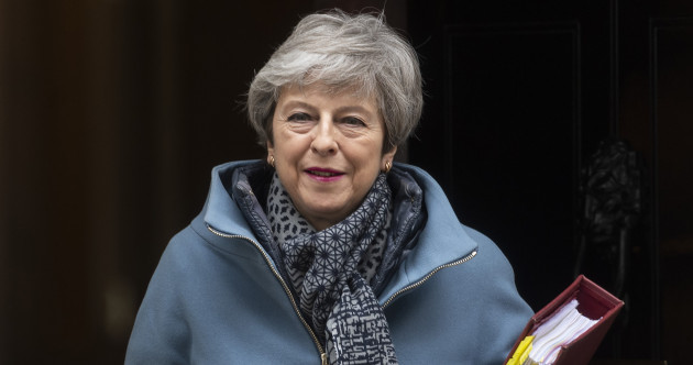 As it happened: Theresa May's deal roundly rejected a third time