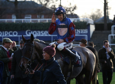 Thom fancies Paisley Park and Aidan Coleman in the Stayers Hurdle.