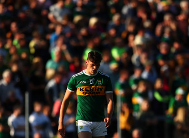David Clifford hasn't featured yet in 2019 for Kerry.