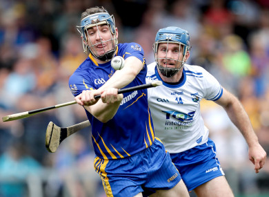 Clare's Donal Tuohy and Waterford's Michael Brick Walsh will be in opposition on Saturday.