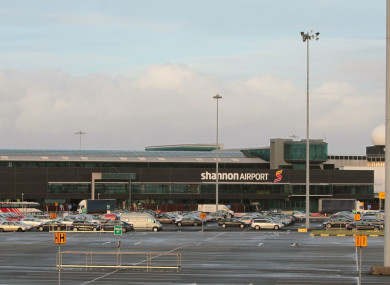 File photo - Shannon Airport