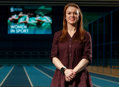 Chair of Sport Ireland's new Women in Sport committee Lynne Cantwell.