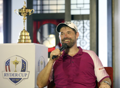 Harrington returns to action in Malaysia this week.