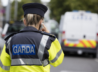 File photo. Gardaí have appealed for any witnesses to the crash to come forward.