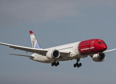 The Norwegian Long Haul Boeing 787-9 Dreamliner