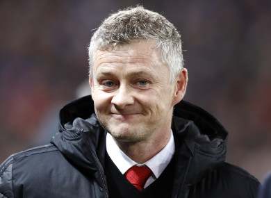Ole Gunnar Solskjaer has won 14 matches since taking over as Man United boss.