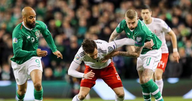As it happened: Ireland vs Georgia, Euro 2020 qualifier